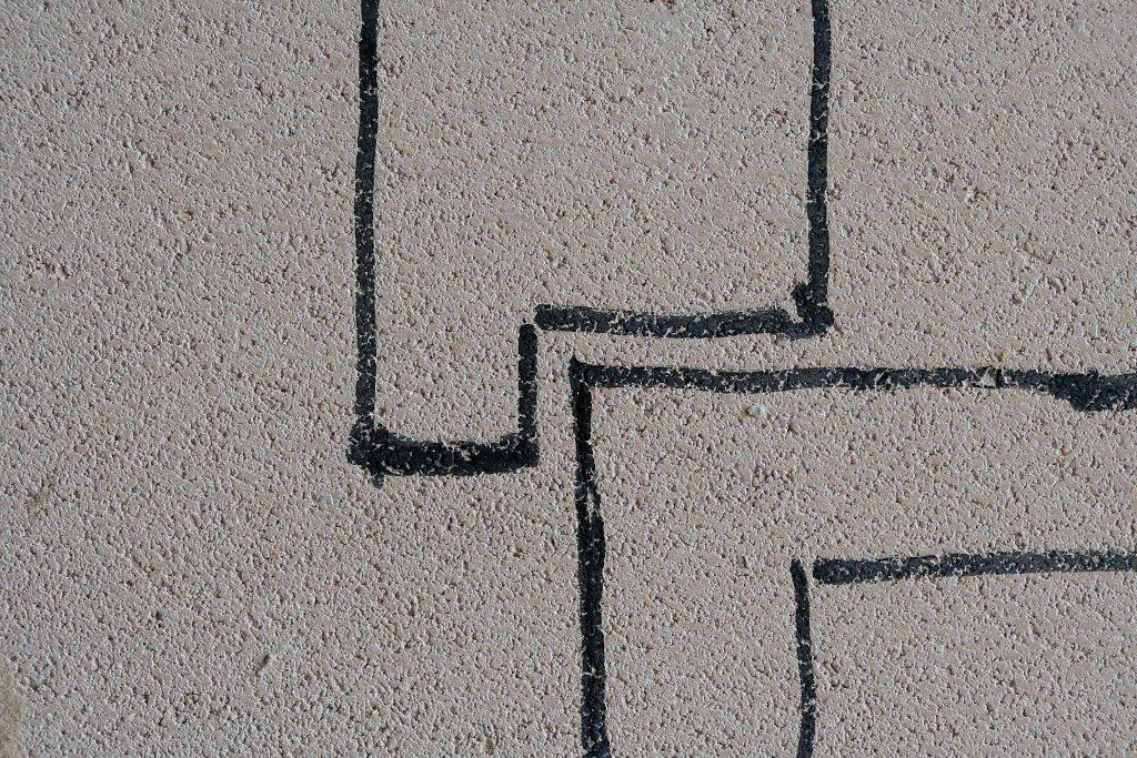 baustellen graffiti